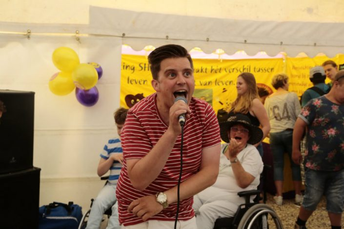 Boottocht voor gehandicapten