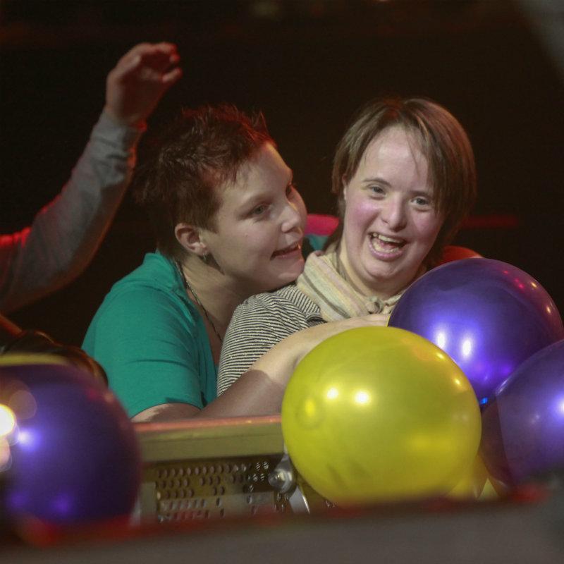 Concert gehandicapten