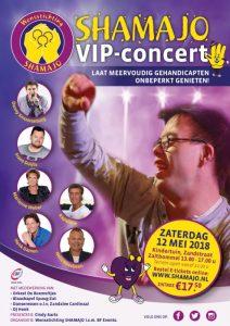 Postere concert voor gehandicapten