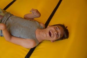 aangepast springkussen gehandicapten