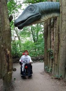 droomwens duchenne dierentuin rolstoel