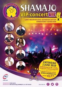 SHAMAJO VIP-concert 2019