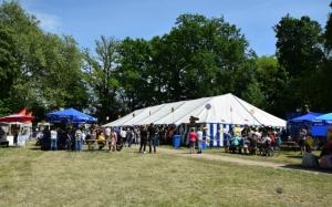 SHAMAJO VIP-concert Tent