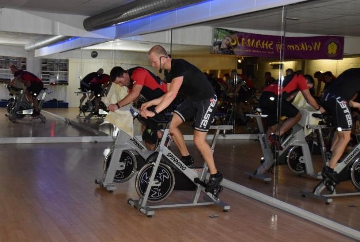 Spinning-Marathon SHAMAJO
